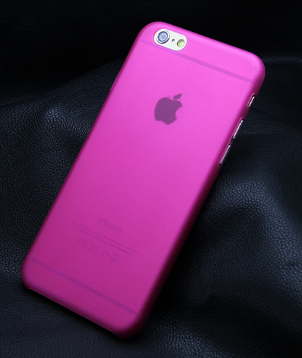 Pouzdro na iPhone 6/6S - rose red