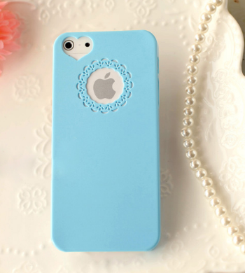Pouzdro na iPhone 5/5S/SE - blue