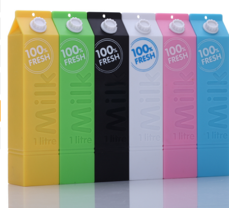 Power Bank Milk Box