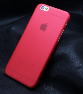 Pouzdro na iPhone 6/6S - red