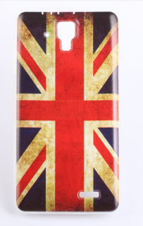 Pouzdro na Lenovo A536 - english flag